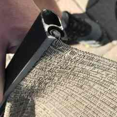 Patio Chair Repair Bulk Covers And Sashes How To Save Yourself Money With Diy Slings Spline