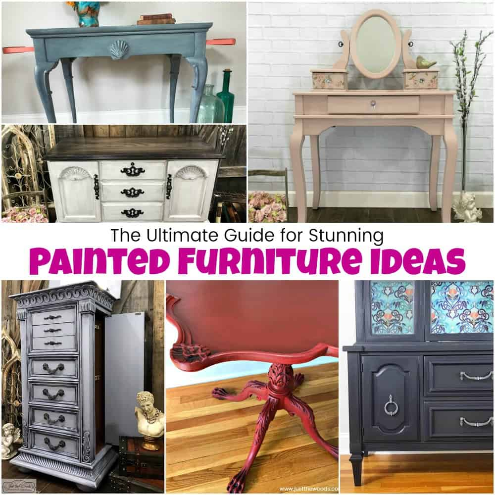 The Ultimate Guide For Stunning Painted Furniture Ideas