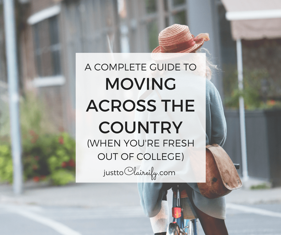 Soon to be moving cross-country and don't know where to start? This handy 21-step guide has you covered. Learn how to choose the best apartment for you, furnish your new home, set up necessary services, and ship your possessions.