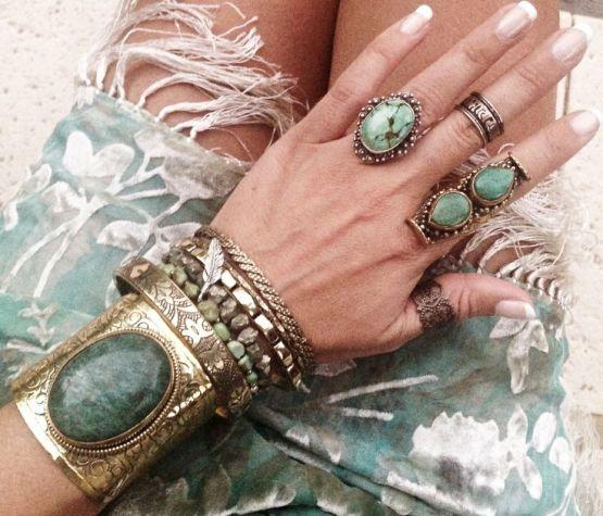 Bohemian fashion jewelry  Just Trendy Girls