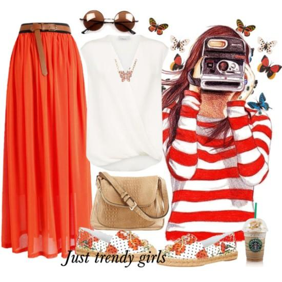 Stylish teens summer outfits | | Just Trendy Girls