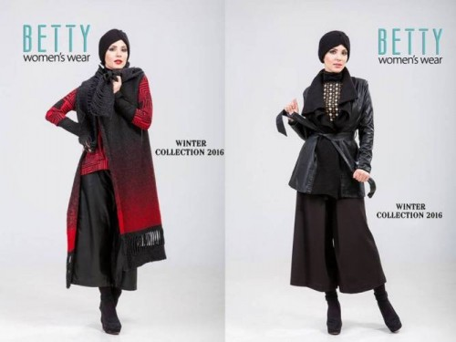 hijab winter trends