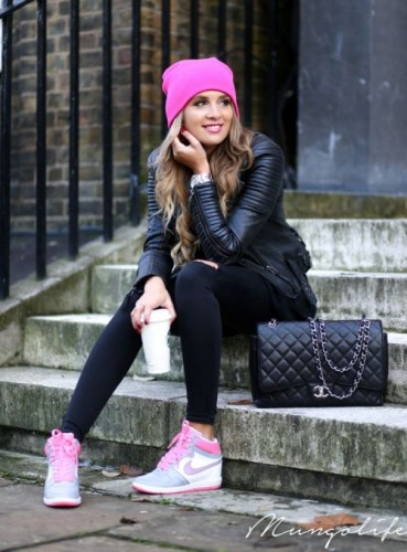 Girls Jacket Nike Winter