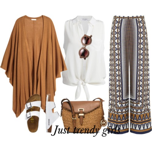 How to wear the waterfall cardigan   Just Trendy Girls