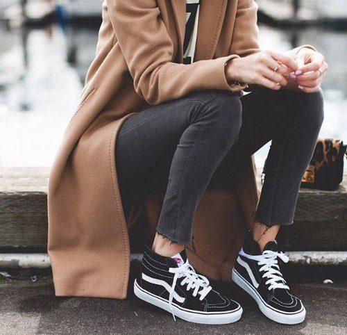 How to style vans sneakers | Just Trendy Girls