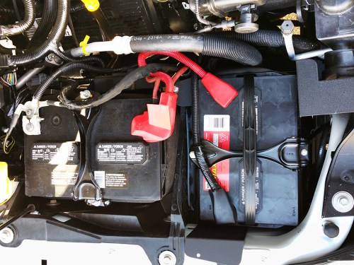 small resolution of installed it saturday and put the battery in today well built very professional high quality kit