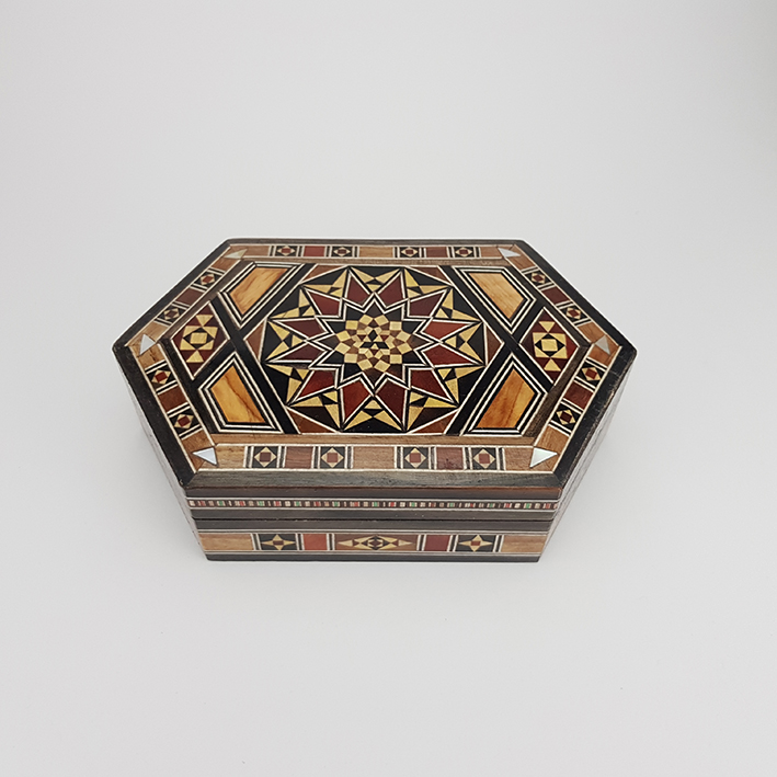 Luxury Watch & jewelry mosaic box