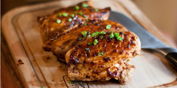 A Southern Fairy Tale - Honey Chipotle Grilled Chicken