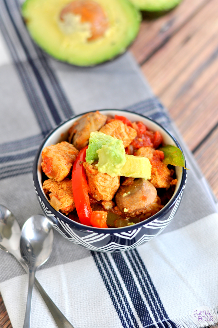 Paleo Chicken Chili