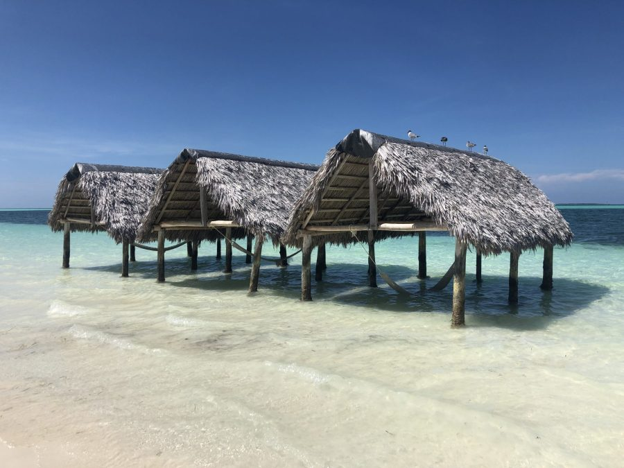 Cayo Guillermo Beach Huts