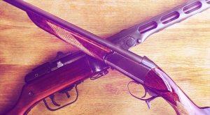 Borrow on sporting guns