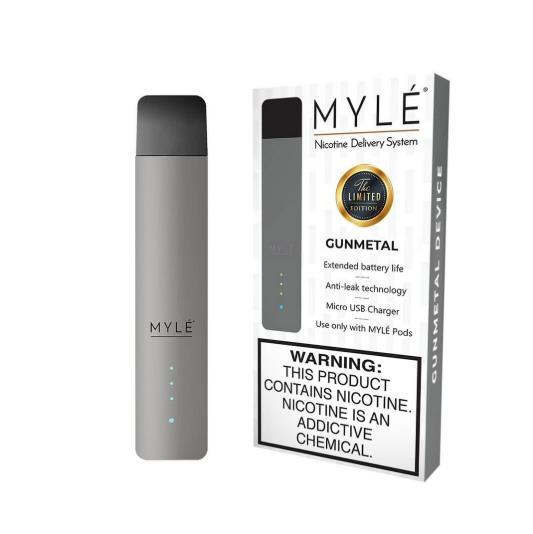 MYLÉ GunMetal Vape Device