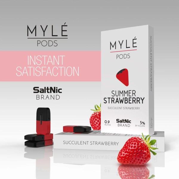Myle pods Summer Strawberry
