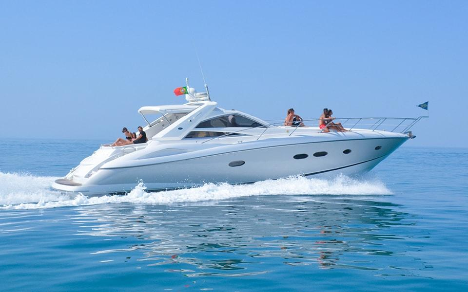 luxury yacht charters Vilamoura