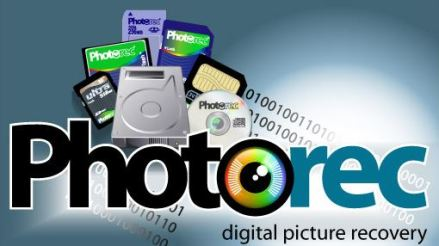 PhotoRec File Recovery Software