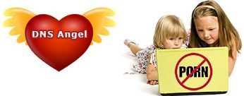 DNS Angel Parental Control Software