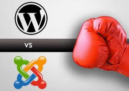 WordPress to Joomla Transition