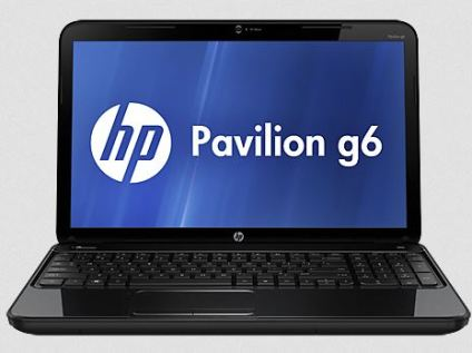 HP PAVILION G6 2301AX