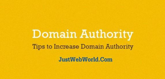 Increase Domain Authority of blog