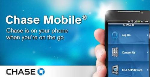 Chase Mobile Finance App