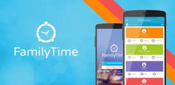 FamilyTime - Android Parental App