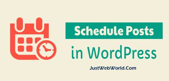 How to Schedule Blog Posts on WordPress