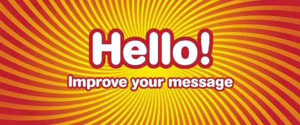 Improve-Message