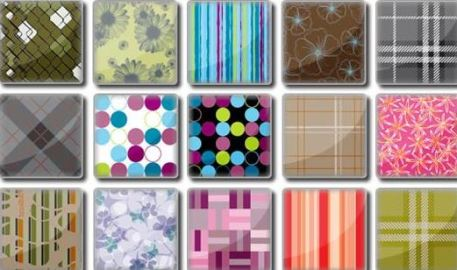 Pattern Design To Be Customized With Photoshop