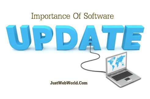 Importance of software updates