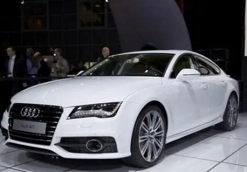 Audi A7 Luxury Cars
