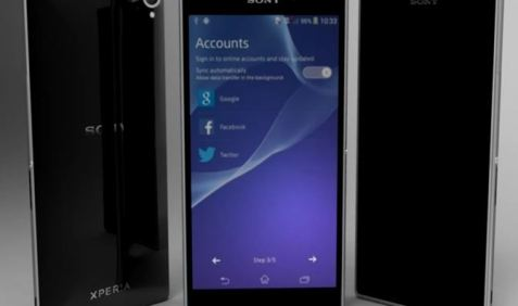 mobiles Quad Core processor KitKat OS