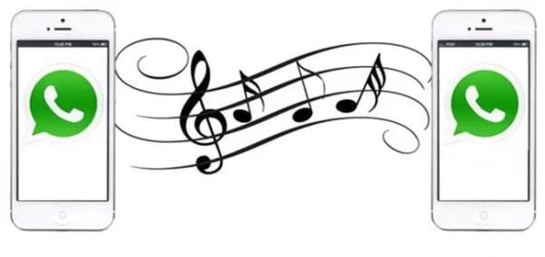 Send Music Songs WhatsApp