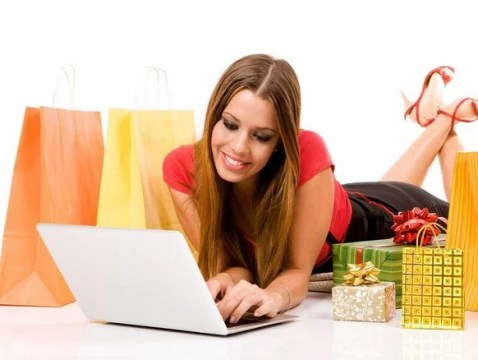 Ecommerce Websites Buying Trendy Clothes