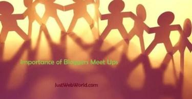 Importance of Bloggers Meet Ups