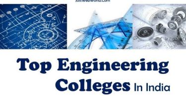 List of Engineering Colleges In India