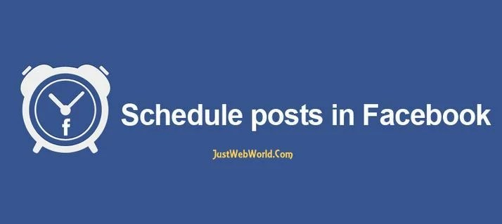 How To Schedule Post On Facebook Fanpage