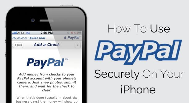 How to Use PayPal Securely on Your iPhone