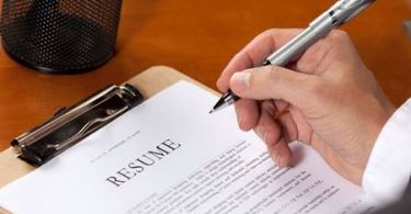 How to write a perfect resume for a job
