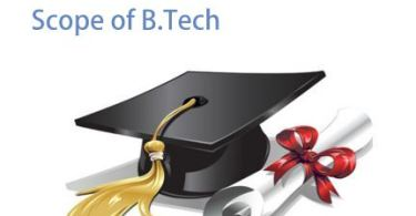 Scope of B.Tech