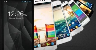 Smartphones From Micromax