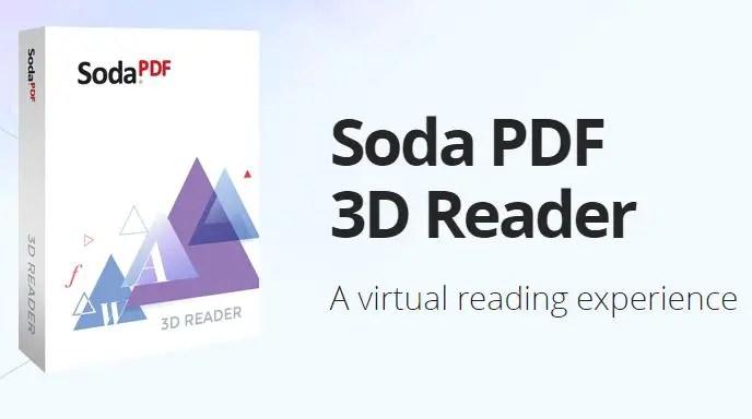 Soda 3d Pdf Reader Free