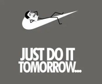 lazy sometimes