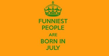 People Born In July