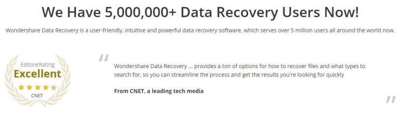 Data Recovery Users