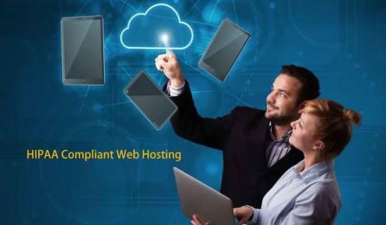 HIPAA Compliant Web Hosting