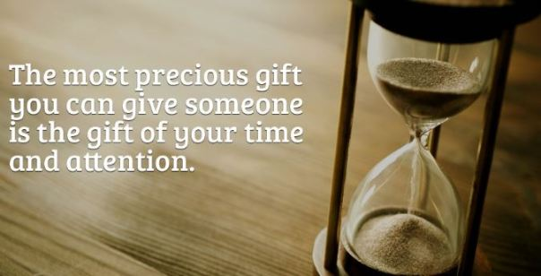 Give time quotes