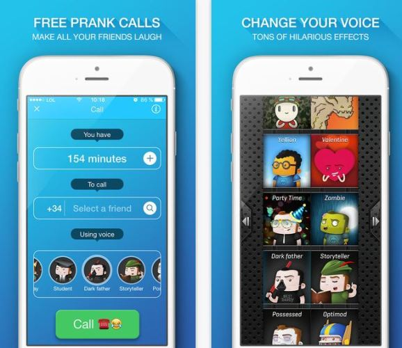 Voice Changer by Voicemod
