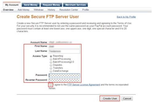Lock Your FTP Account and Secure it