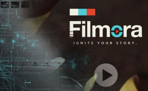 Filmora Wondershare Video Editor Software