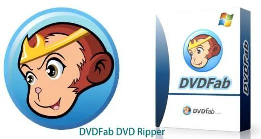 DVDFab DVD Ripper Software for Windows